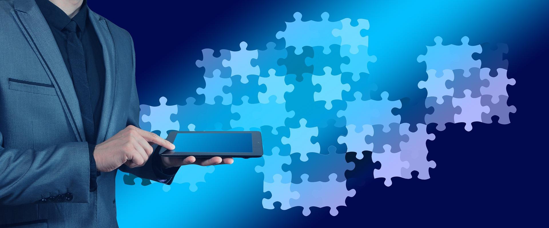 WTell combineert gegevens als puzzelstukjes uit verschillende bronnen